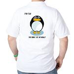 FISH CLUB Golf Shirt