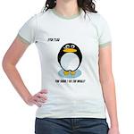 FISH CLUB Jr. Ringer T-Shirt
