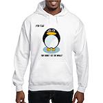 FISH CLUB Hooded Sweatshirt