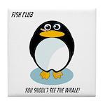 FISH CLUB Tile Coaster
