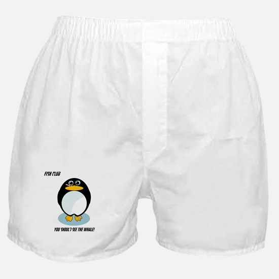 FISH CLUB Boxer Shorts