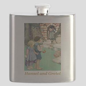 Hansel and Gretel Flask