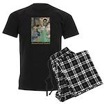 Hansel and Gretel Men's Dark Pajamas
