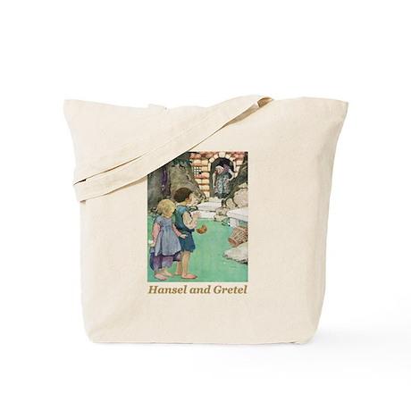 Hansel and Gretel Tote Bag