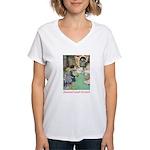 Hansel and Gretel Women's V-Neck T-Shirt