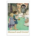 Hansel and Gretel Large Poster