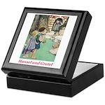 Hansel and Gretel Keepsake Box