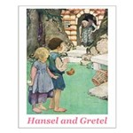 Hansel and Gretel Small Poster