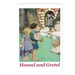 Hansel and Gretel Postcards (Package of 8)