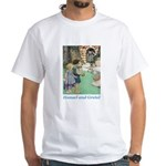 Hansel and Gretel White T-Shirt