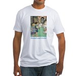 Hansel and Gretel Fitted T-Shirt