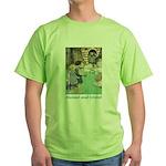 Hansel and Gretel Green T-Shirt