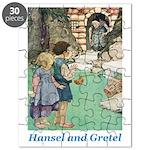 Hansel and Gretel Puzzle