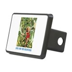 Jack And The Beanstalk Rectangular Hitch Cover