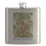 Jack And The Beanstalk Flask