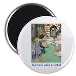 Hansel and Gretel Magnet