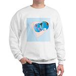 Love Makes the World go 'Round Sweatshirt