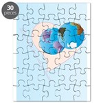 Love Makes the World go 'Round Puzzle