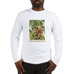 Jack And The Beanstalk Long Sleeve T-Shirt