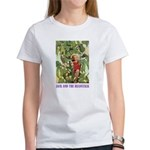 Jack And The Beanstalk Women's T-Shirt