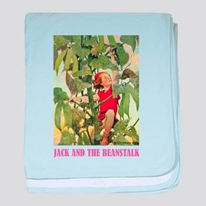 Jack And The Beanstalk baby blanket