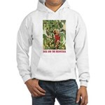 Jack And The Beanstalk Hooded Sweatshirt
