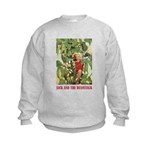 Jack And The Beanstalk Kids Sweatshirt