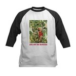 Jack And The Beanstalk Kids Baseball Jersey