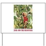 Jack And The Beanstalk Yard Sign