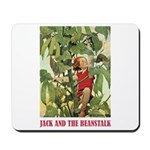 Jack And The Beanstalk Mousepad