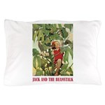 Jack And The Beanstalk Pillow Case