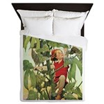Jack And The Beanstalk Queen Duvet