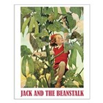 Jack And The Beanstalk Small Poster