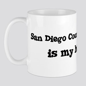 San Diego Country Estates - h Mug