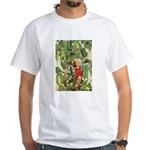 Jack And The Beanstalk White T-Shirt