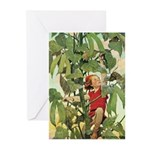 Jack And The Beanstalk Greeting Cards (Pk of 10)