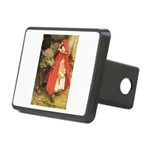 Little Red Riding Hood Rectangular Hitch Cover