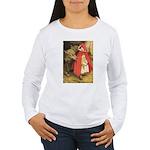 Little Red Riding Hood Women's Long Sleeve T-Shirt