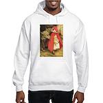 Little Red Riding Hood Hooded Sweatshirt