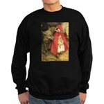 Little Red Riding Hood Sweatshirt (dark)