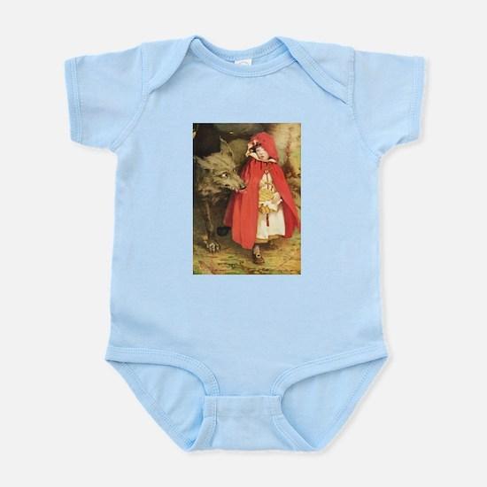 Little Red Riding Hood Infant Bodysuit