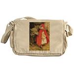 Little Red Riding Hood Messenger Bag