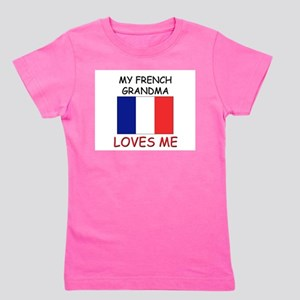 My French Grandma Loves Me T-Shirt