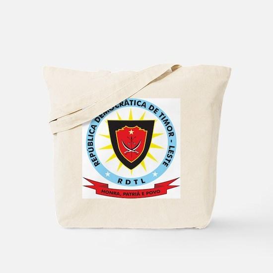 East Timor Coat Of Arms Tote Bag