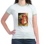 Little Red Riding Hood Jr. Ringer T-Shirt