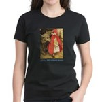 Little Red Riding Hood Women's Dark T-Shirt