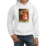 Little Red Riding Hood Hooded Sweatshirt