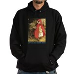 Little Red Riding Hood Hoodie (dark)