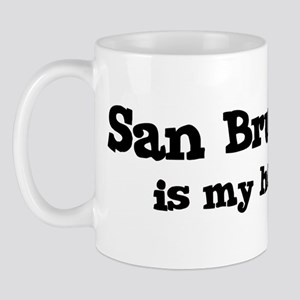 San Bruno - hometown Mug