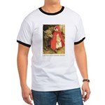 Little Red Riding Hood Ringer T